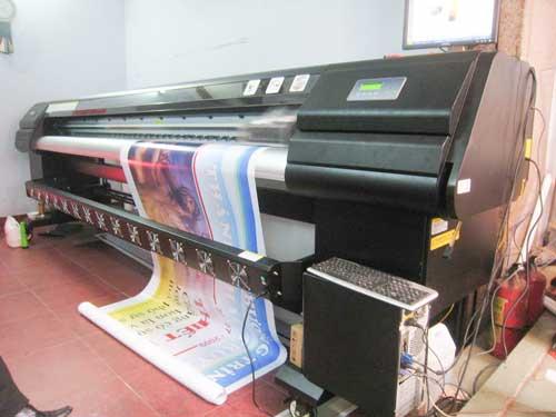 In bạt, in ấn hiflex